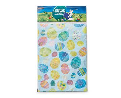 Printed Tissue Paper 3pk