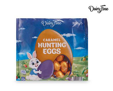 Dairy Fine Caramel Hunting Eggs 320g