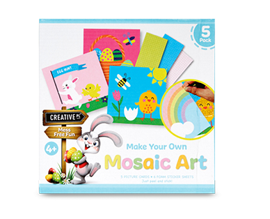 Easter Mosaic Art Pack