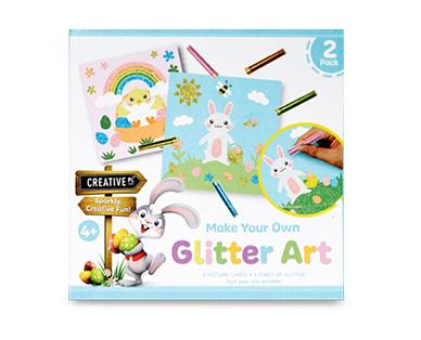 Easter Glitter Art Pack