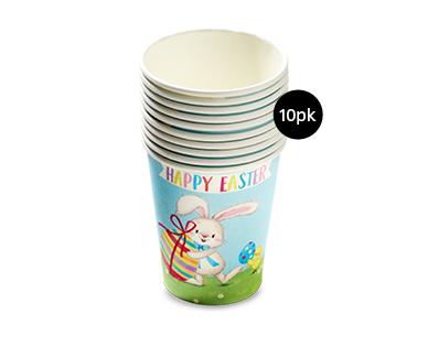 Easter Paper Tableware - Paper Cups