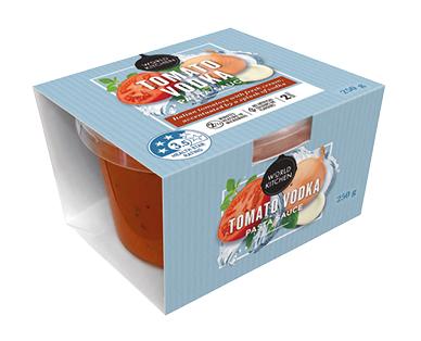 World Kitchen Tomato Vodka Pasta Sauce 250g