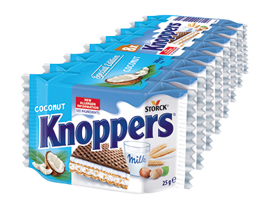 Knoppers Coconut 8pk/200g