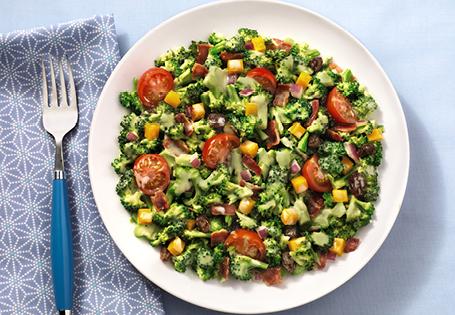 Broccoli Salad Recipe Australia