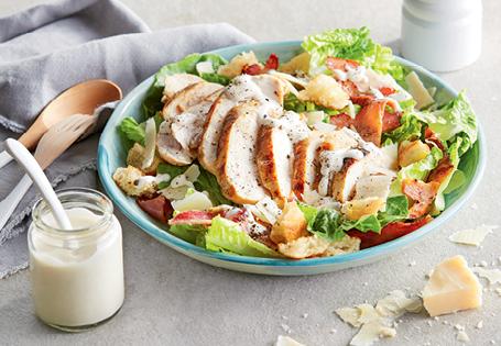Classic Chicken Caesar Salad Recipe Aldi Australia
