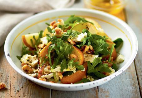 Pear & Walnut Salad ALDI Australia