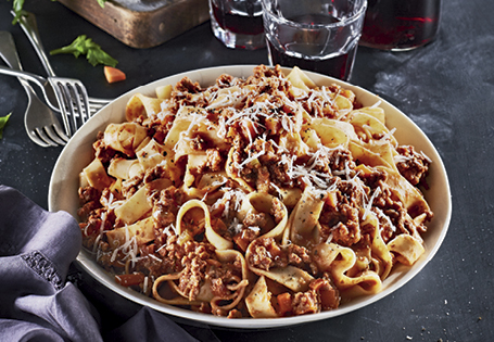 Beef And Pork Ragu Recipe — Dishmaps