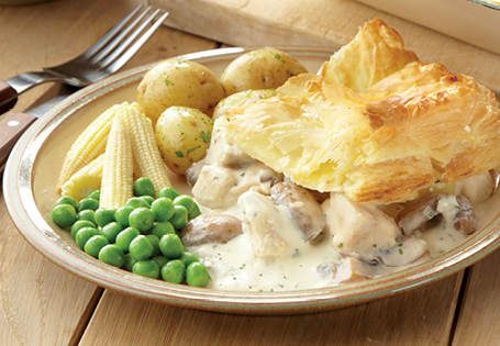 Chicken Mushroom Pie Recipe Aldi Australia