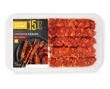 Ready, Set…Cook! Chicken Kebabs 800g/10pk