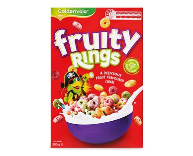 Goldenvale Fruity Rings 300g