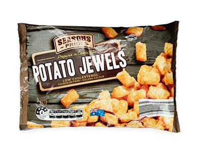 Seasons Pride Potato Jewels 1kg