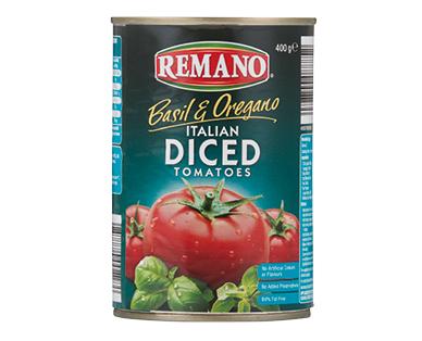 Remano Italian Diced Tomatoes 400g