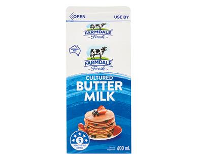 Farmdale Butter Milk 600ml