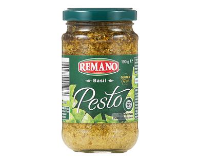 Remano Pesto Basil 190g