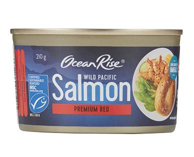 Ocean Rise Premium Red Salmon 210g