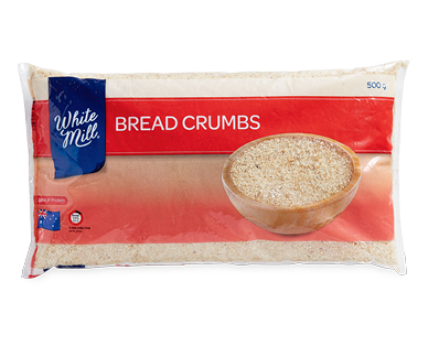 White Mill Bread Crumbs 500g