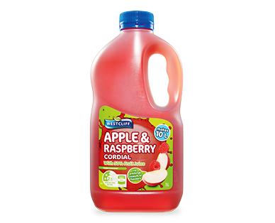 Westcliff Apple Raspberry Cordial 1L