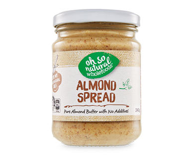 Oh So Natural Almond Spread 240g