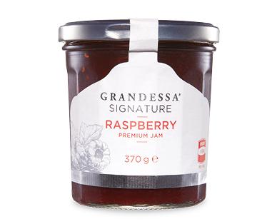 Grandessa Signature Jam Raspberry 370g