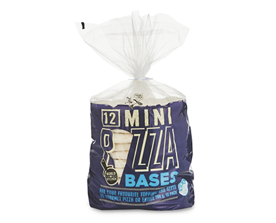 World Kitchen Mini Pizza Bases 12pk/700g