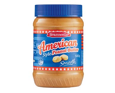 Bramwells Peanut Butter 500g