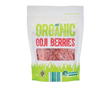 Just Organic Goji Berries 150g