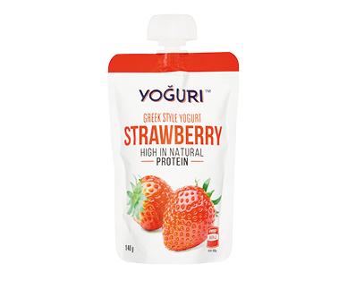 Yoguri High Protein Greek Style Yogurt 140g