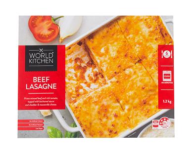 World Kitchen Lasagne 1.2kg