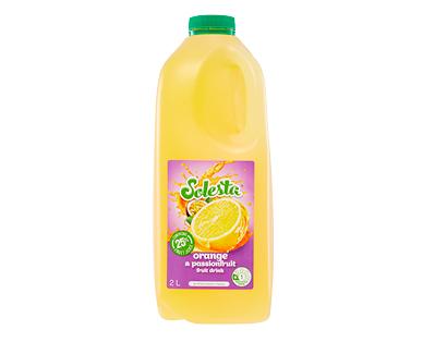 Solesta Orange & Passionfruit Fruit Drink 2L