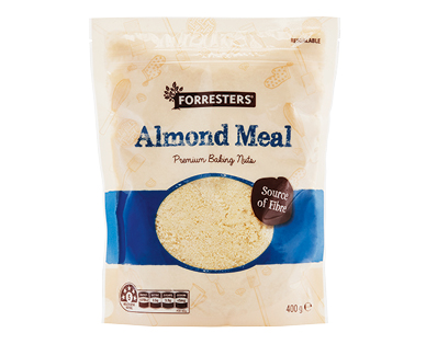 Forresters Almond Meal 400g