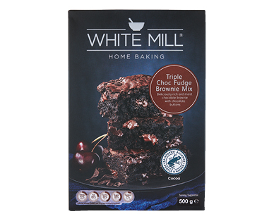 White Mill Brownie Mix 500g