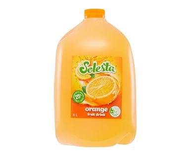 Solesta Orange Drink 4L