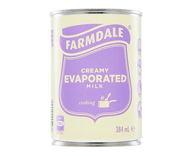 Farmdale Evaporated Milk 384ml