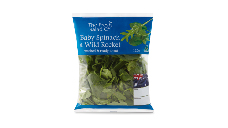 The Fresh Salad Co Baby Spinach & Rocket Blend