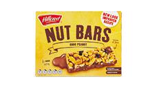Hillcrest Nut Bars 225g