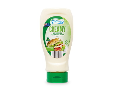 Colway Squeezy Mayonnaise