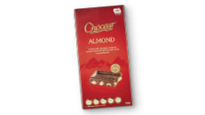 Almond Block Chocolate 200g