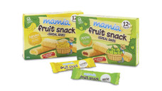 Mamia Fruit Snack Cereal Bars 128g