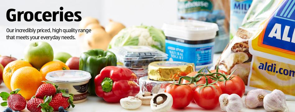 Everyday Grocery Range Aldi Australia