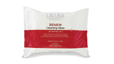 LACURA® Renew Cleansing Wipes 30pk