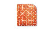 Plush Throw Blanket - Shibori