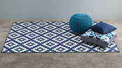 Woven Area Rug 1.60m x 2.30m - Riads