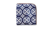 Plush Throw Blanket - Coin Mosaic