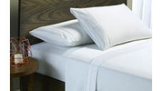 500 Thread Count Egyptian Cotton Fitted Sheet Set – King Size
