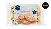 The Cake Stall Fruit Mince Pies 6pk/360g
